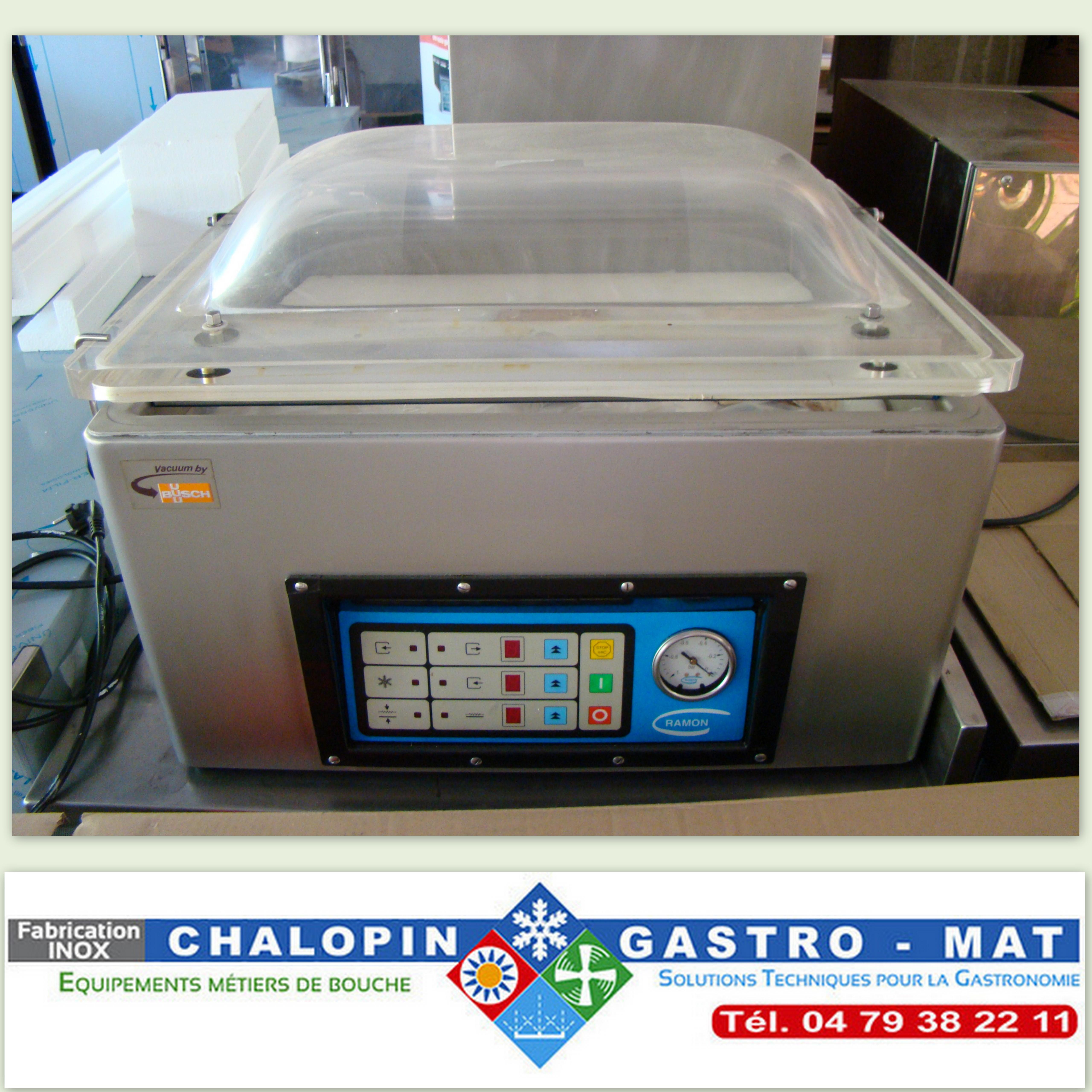 Machine Sous Vide Occasion Gastro Mat Materiel Cuisine Pro Savoie